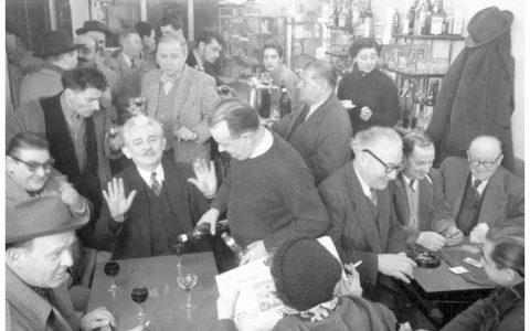 """Aus """"Robert Doisneau – Das Auge von Paris"""". Bild: Film Kino Text"""