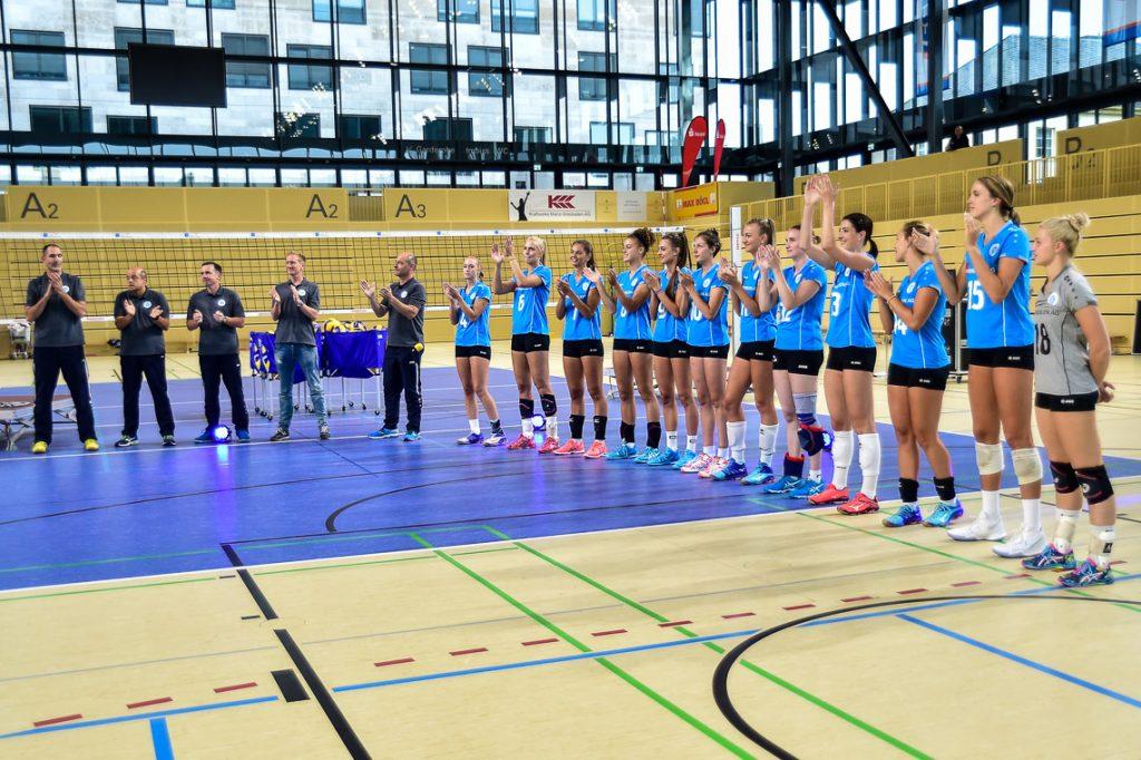 VC Wiesbaden Mannschaftsvorstellung