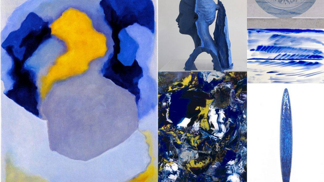 Collage einiger Exponate - Bild: Galerie Rother Winter