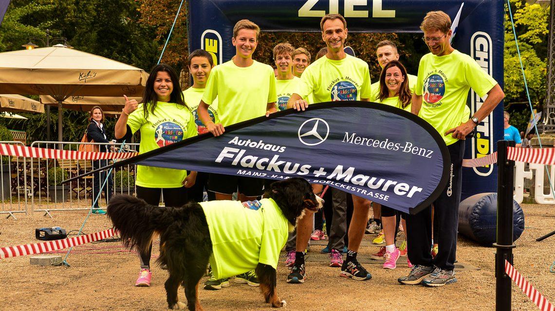 25-Stunden-Lauf: Wer nicht schlafen kann, der läuft