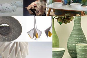Ausstellung: Die ausgestellten Stücke bringen Kunst, Handwerk und Design auf einen gemeinsamen Nenner. Bild: Handwerkskammer