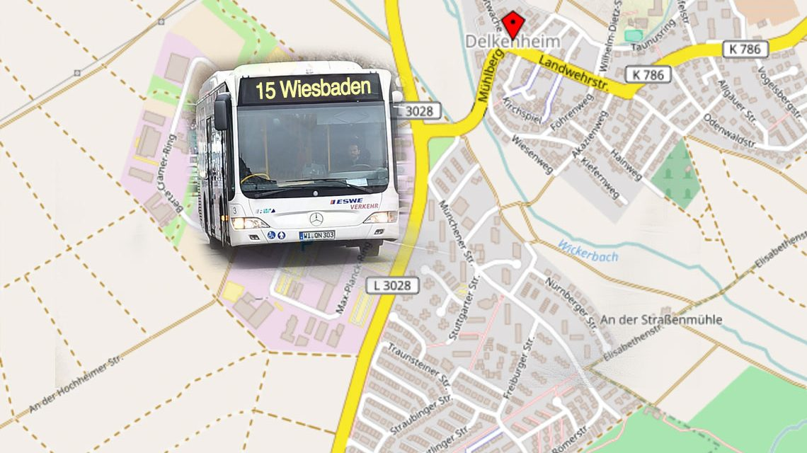 Umleitung von Buslinien und zahlreiche Ersatzhaltestellen zum Rathausplatzfestes. Bild: Open Street / Volker Watschounek