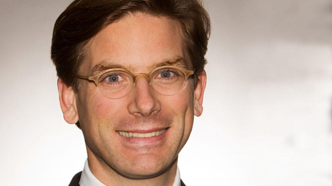 Die Vollversammlung der IHK Wiesbaden hat Dr. Matthias Hildner, Vorstandsvorsitzender der Wiesbadener Volksbank, ins Präsidium der Industrie- und Handelskammer gewählt. Bild: IHK