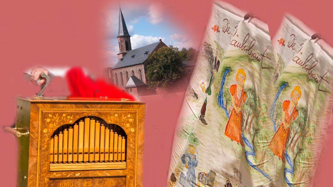 Moratien, einst mit Musik vorgetragen ... Renaissance. Bild: Wiesbaden lebt!