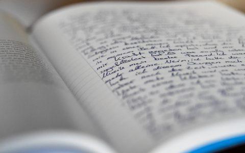 Schreibwettbewerb des Landes Hessen. Bild: Volker Watschounek