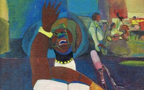 Singen Sie Sistah singen! ist die erste Arbeit, die von der international renommierten Mezzosopranistin Andrea Baker konzipiert wurde. Sie wird von dem wundervollen Pianisten Albert Horne begleite. Bild: Facebook / Sing Siesta Sing