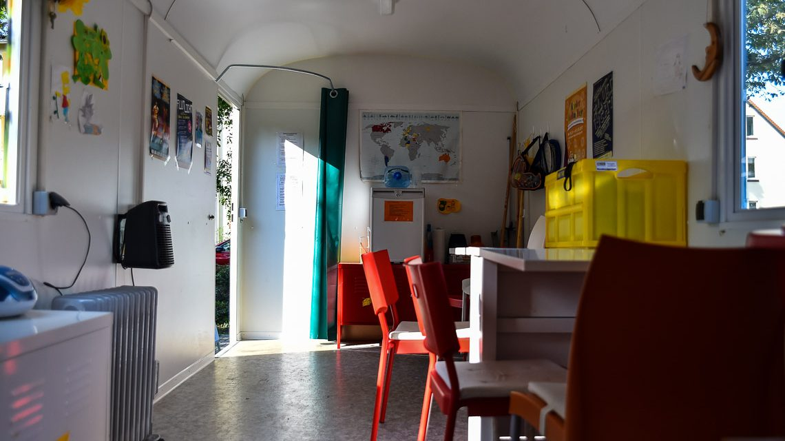Teenie-Bauwagen in Bierstadt feiert Geburtstag