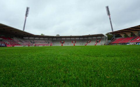 Im Erfurter Steigerwaldstadion werden Tore bejubelt und Leichtathleten gefeiert. Es ist Gastgeber vieler nationaler und internationaler Veranstaltungen. Bild: Tourismus Erfurt