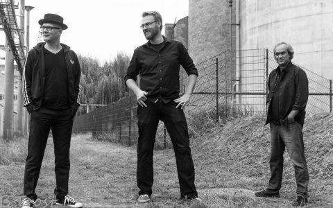 """Martin Pfeifer, Frank Willems und René Christmann sind """"Be Three"""". Bild: ©2017 Be Three"""