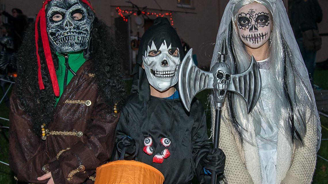 Halloween in Wiesbaden