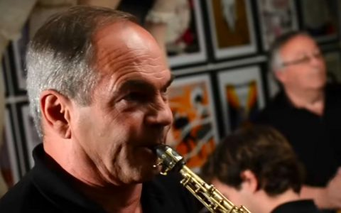 "Aus: ""Hommage à Sidney Bechet Boogie Woogie Enregistré au Paris Boogie Speakeas"" Bild: ©2017 YouTube"