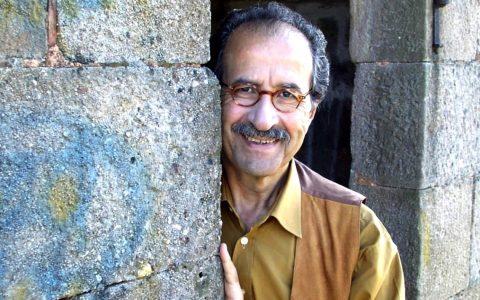 Rafik Schami in Damaskus. Bild Root Leeb