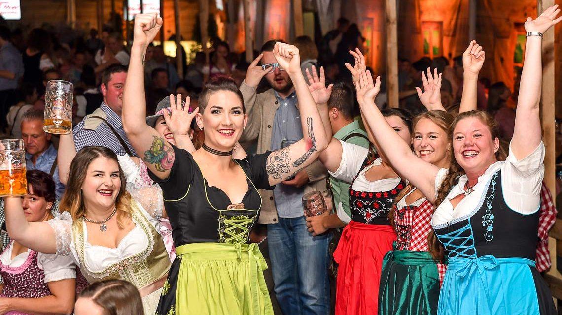 Wiesbaden sucht Miss Dirndl 2017