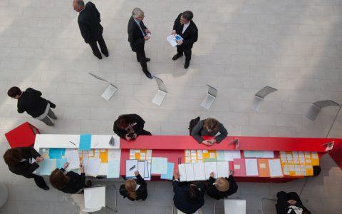 Ausbildung, Information, Messe. Symbolfoto ©2017 Frank Kleefeldt