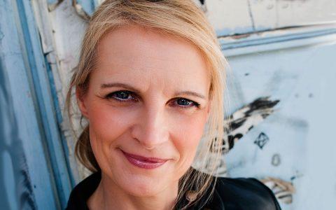 """Barbara Ruscher sagt: """"Ekstase ist nur eine Phase"""" @2017 Michael Schiffhorst"""