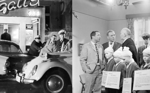 """""""Haben Sie das Geld bereit...?"""" 1964 - Der Fall Timo Ringelt. Bild: Caligari / Volker Watschounek"""