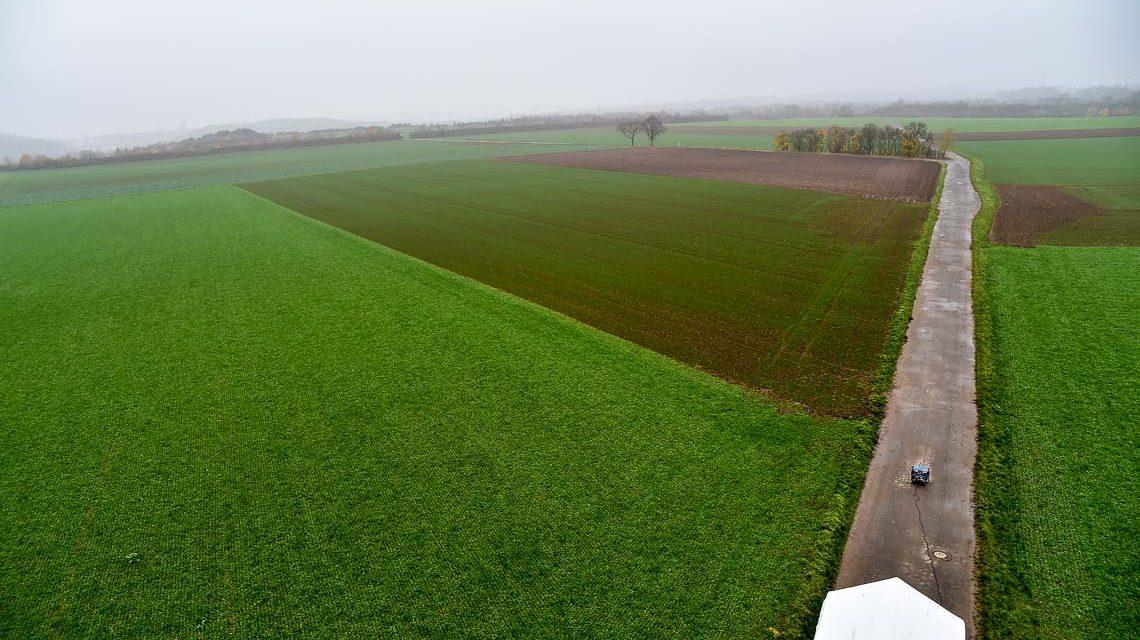 Ostfeld / Kalkofen – ein neuer Stadtteil auf der grünen Wiese. @2017 Volker Watschounek
