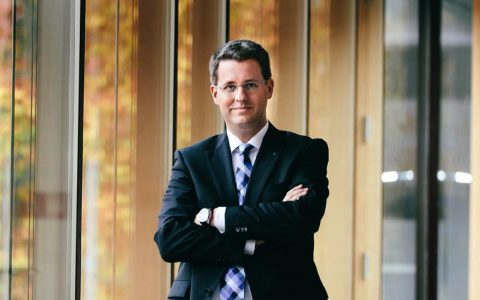 Neuer Staatssekretär in der Landesregierung: Patrick Burghardt folgt auf Ingmar Jung. ©2107 Patrick Burghardt