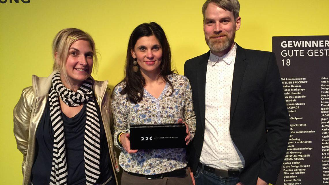 Svenja von Döhlen, Caroline Lazaro, Tim Finke v.l.n.r ©2017 Tim Finke