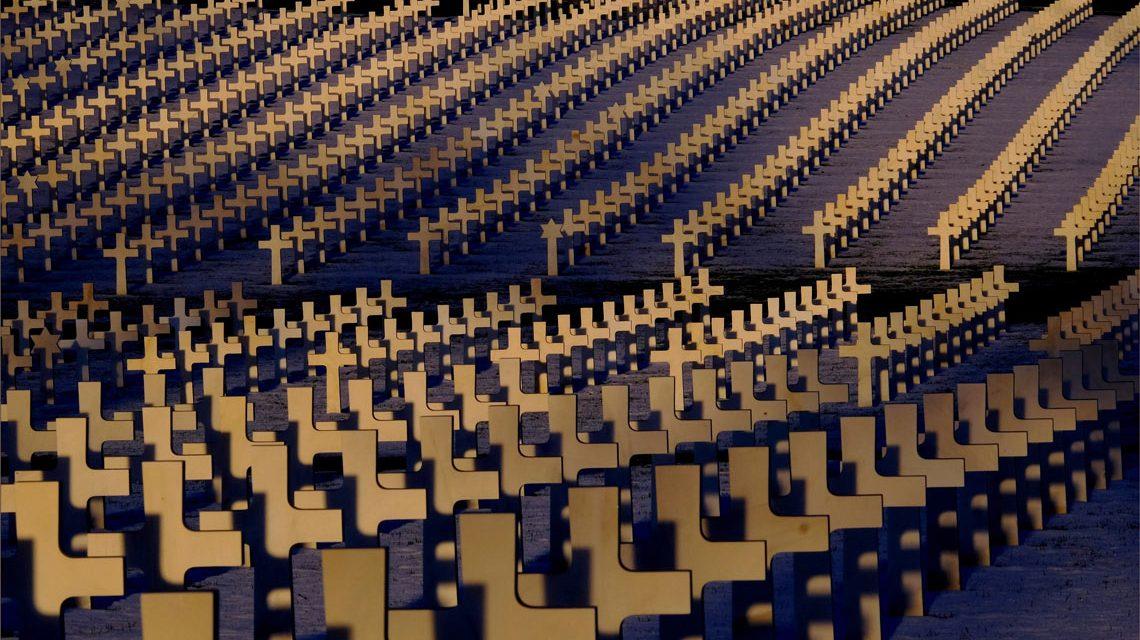 American Cemetery Lorraine (St-Avold, Moselle, France) ©20017 LauterGold / Flickr