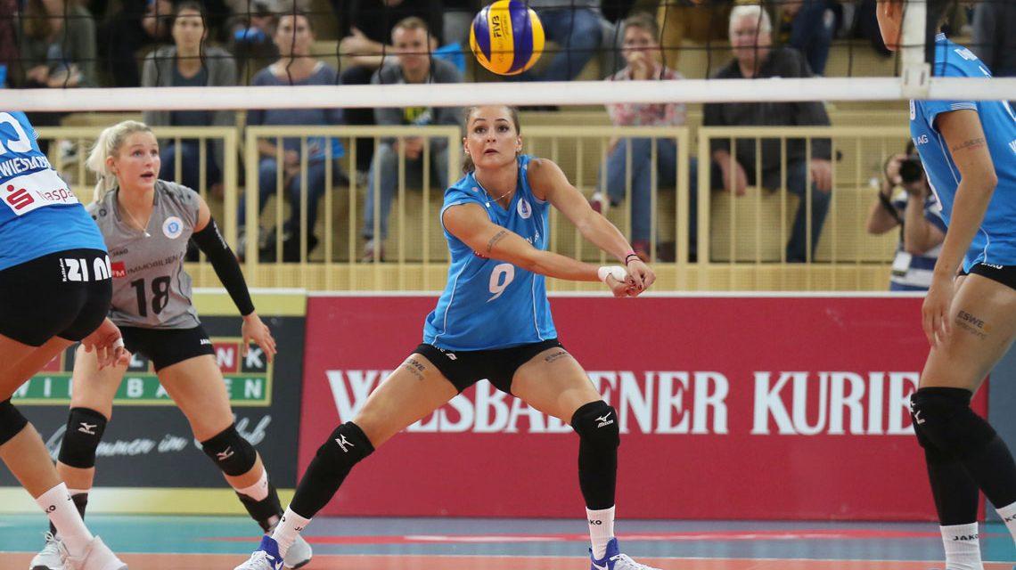 Dora Grozer will ins Pokal Finale. ©2017 Detlef Gottwald