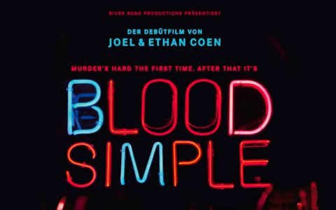 Filmplakat zu Blood Simple | 1984 ©2017 Filmplakat
