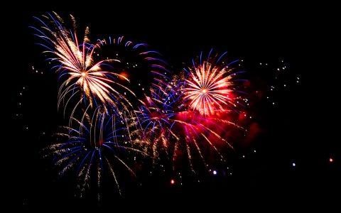 Feuerwerk Symbolbild ©2017Oliver Hallmann / Flickr / BX CC 2.0
