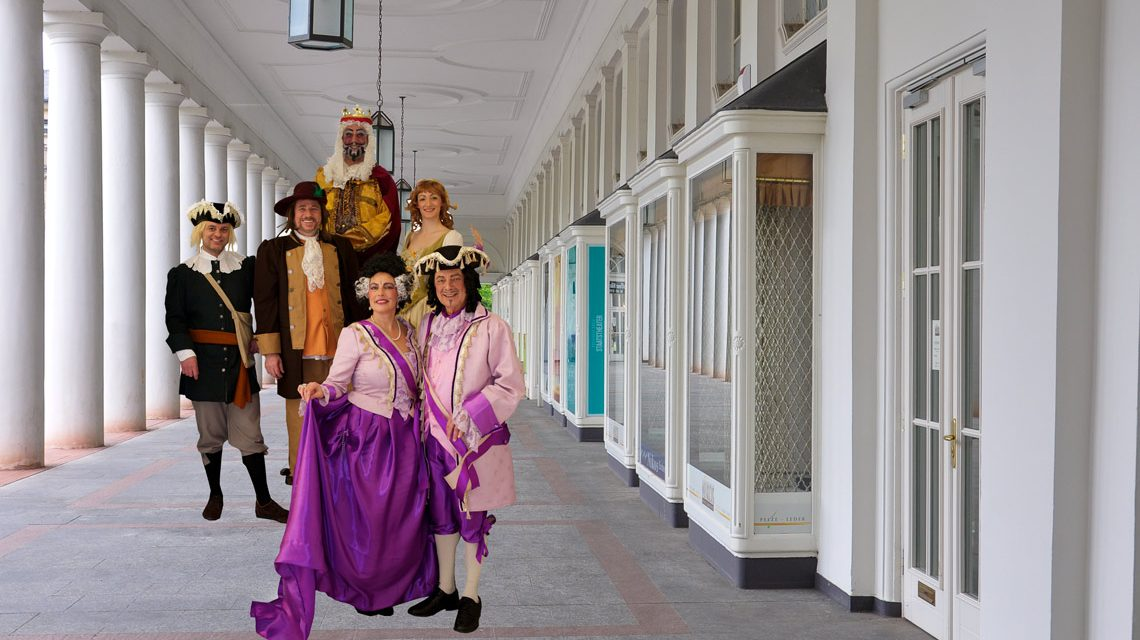 Kostümverkauf im Staatstheater Wiesbaden. ©2017 Volker Watschounek