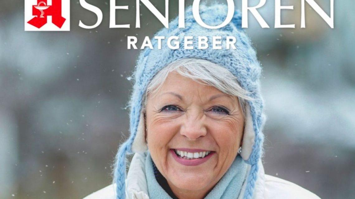 """Das Apothekenmagazin """"Senioren Ratgeber"""" 12/2017 liegt aktuell in den meisten Apotheken aus. ©2017 obs/Wort & Bild Verlag - Senioren Ratgeber"""