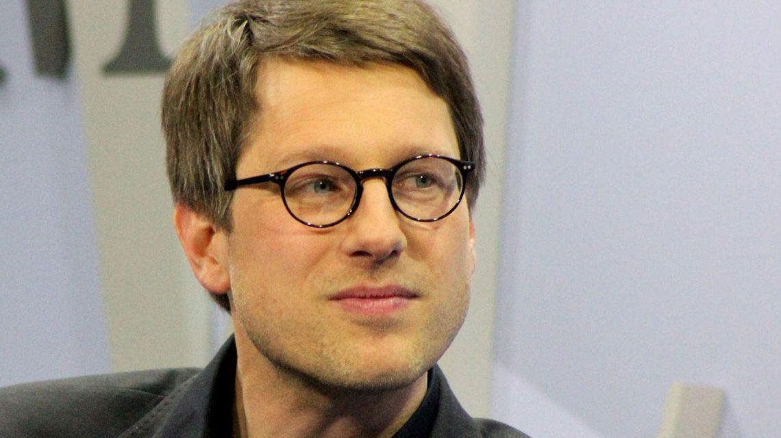 Jan Wagner auf der Leipziger Buchmesse 2015. ©2018 Lesekreis - Eigenes Werk / Wikimedia Commes