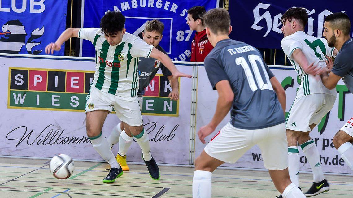 FSV 05 Mainz gewinnt den 25. Liliencup