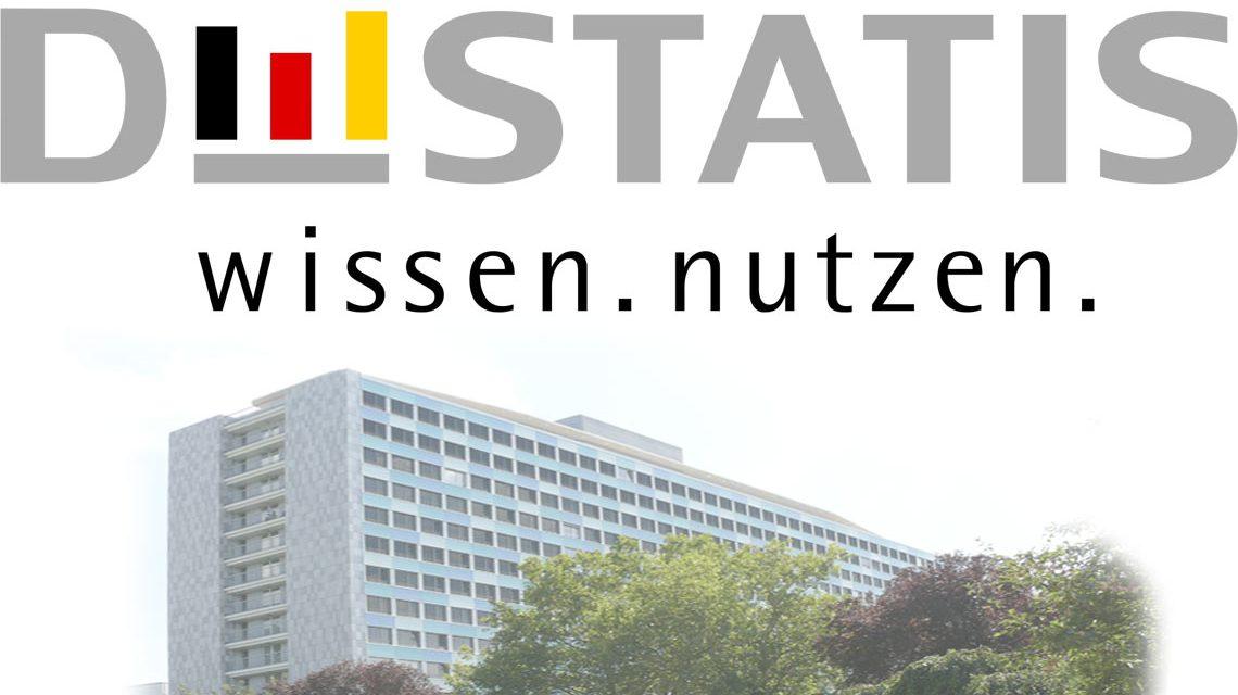 Das Deutsche Statistische Bundesamt: Keiner kennt sich besser mir Zahlen aus. ©2018 Statistisches Bundesamt