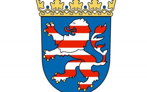 Das Hessische Wappen ©2018 Wikipedia