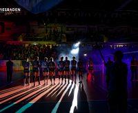17. Spieltag, 1. Volleyball Bundesliga, 2017.2018 VC Wiesbaden - Rote Raben Vilsbiburg