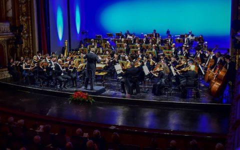 Kammerkonzert im Hessischen Staatstheater Wiesbaden. ©2018 Volker Watschounek