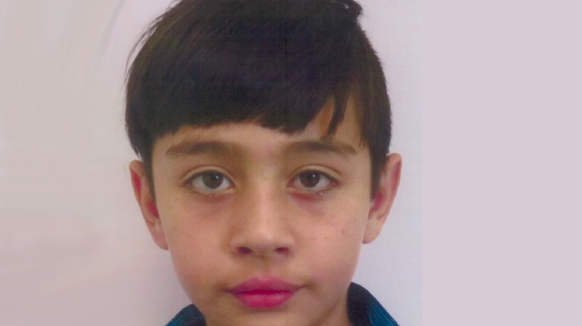 SajadullahLASHKARI, 10-Jähriger aus Wiesbaden vermisst,