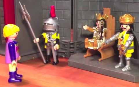 Der Ring der Niebelungen als Playmobil Show. ©2018 Youtube