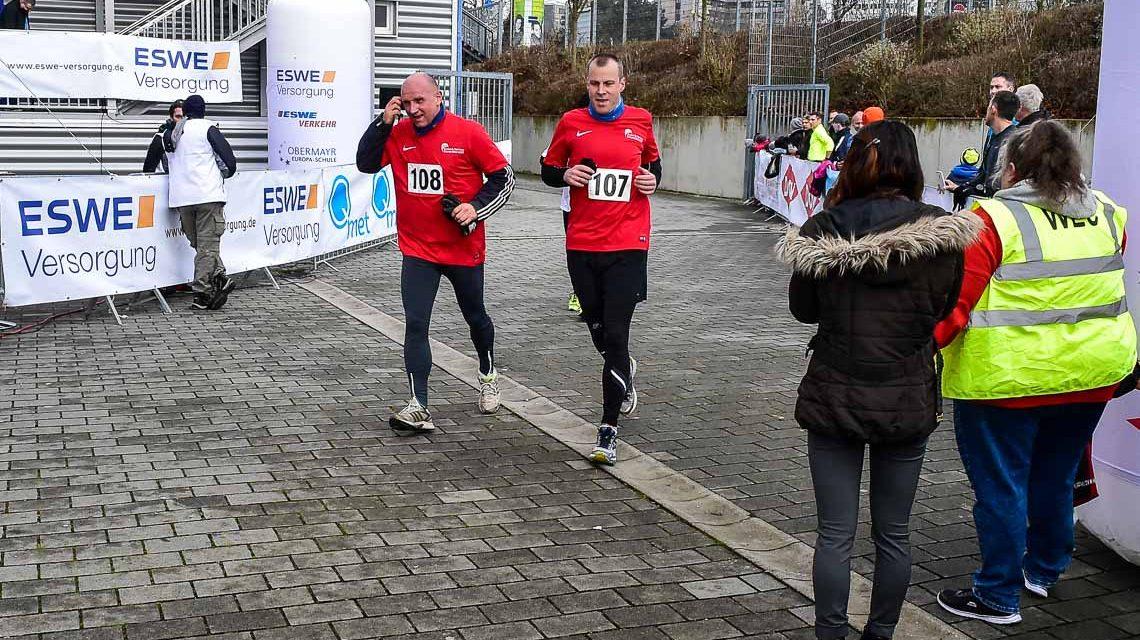 EnergyRun: Nils Müller und Britta Gansen waren die Schnellsten