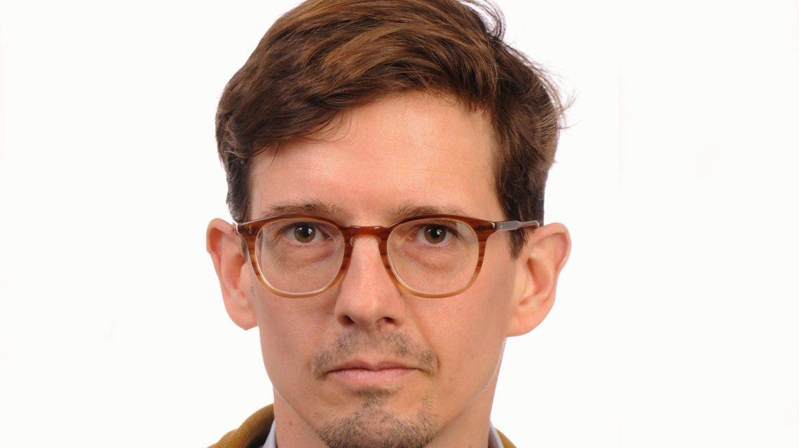 Camillo Huber-Braun ist neuer Leiter des Stadtplanungsamtes. ©2018 Stadt Wiesbaden