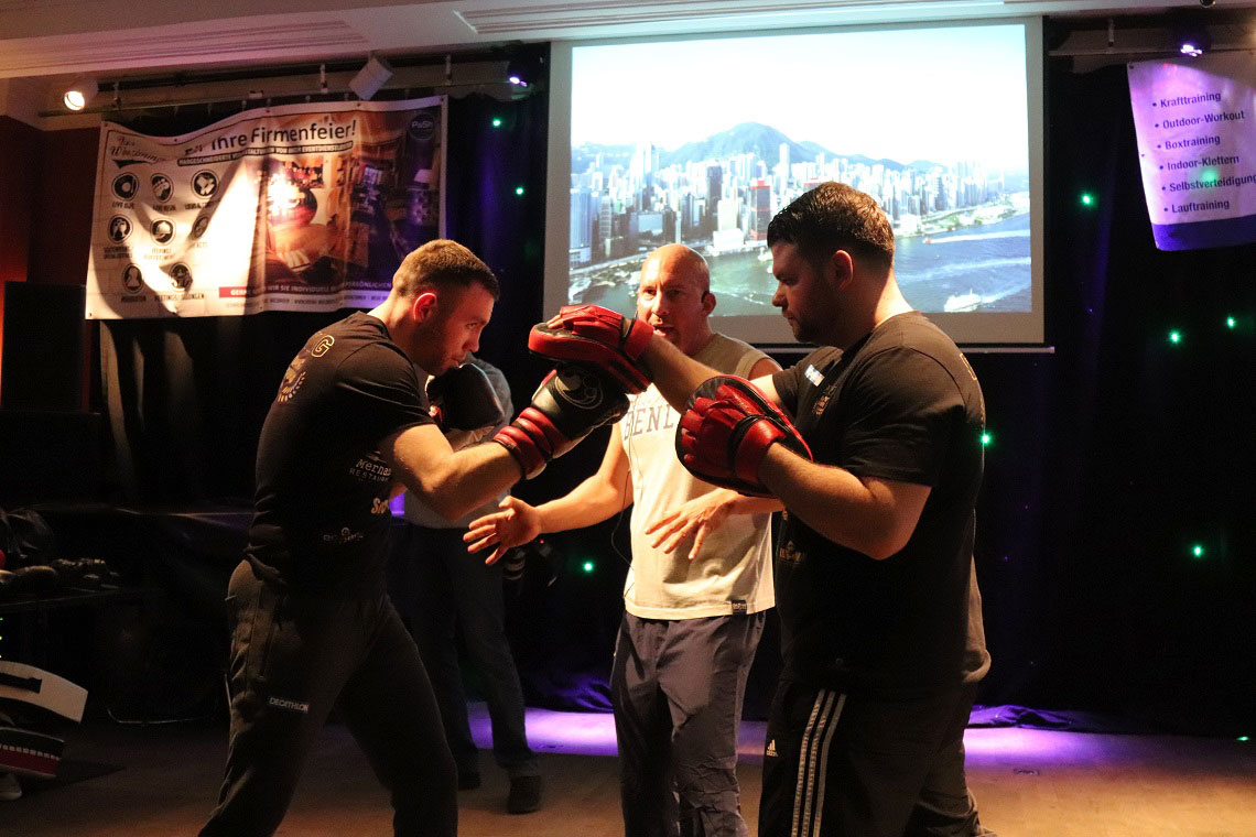 Beats And Boxing Im Wohnzimmer Wiesbaden Lebt