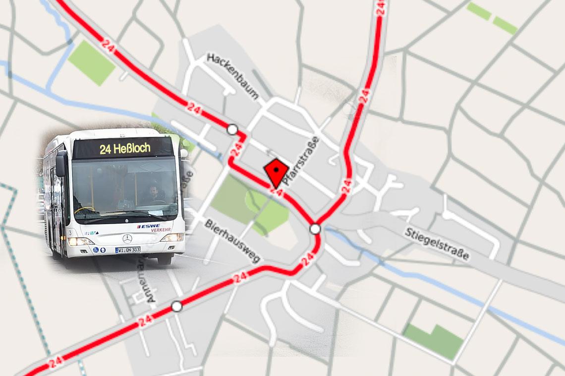 Verkehrsnachrichten Hessen