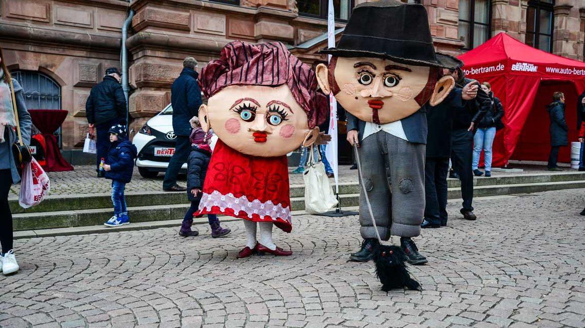 Wiesbadener Ostermarkt mit verkaufsoffenem Sonntag