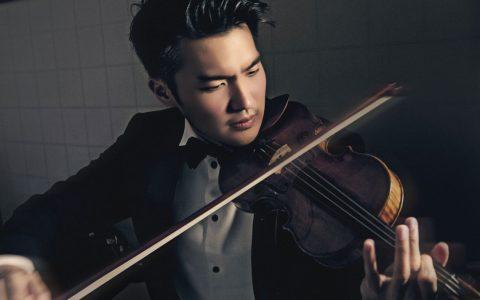 Ray Chen entwirft ein neues Bild davon, was es heißt, ein Musiker des 21. Jahrhunderts im Bereich der klassischen Musik zu sein. ©2018 Sophie Zhai