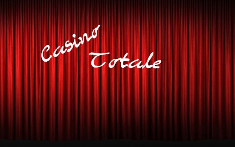 Casino Totale, die Wiesbaden Revue in den Räumen der Casino Gesellschaft. @2018 Volker Watschounek