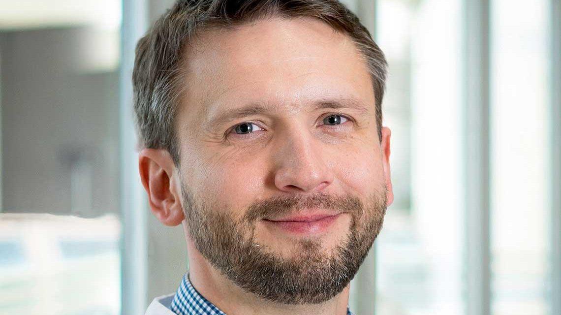 Dr. med. Daniel Stanze ist seit 1. März neuer Leiter der Palliativmedizin an den Helios Dr. Horst Schmidt Kliniken Wiesbaden.