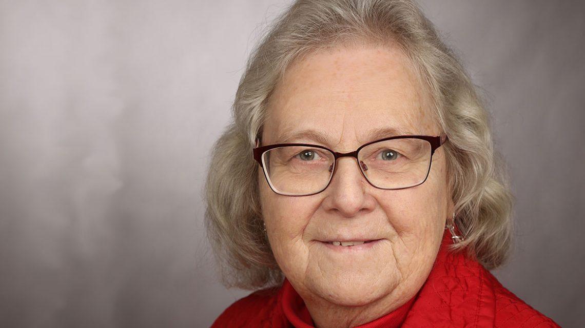Christa Eng bleibt ehrenamtlichen Seniorensportbeauftragten. ©2018 Stadt Wiesbaden