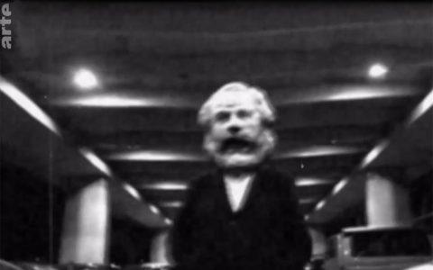 """Das Literaturhaus zeigt den Film """"Fetisch Marx"""". ©2017 M F Dobmeier / Szenenfoto"""