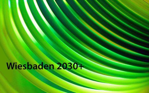 Integrierte Stadtentwicklungskonzept Wiesbaden 2030+ ©2018 Mareb Dessler / pixelio.de / bearbeitet Volker Watschounek