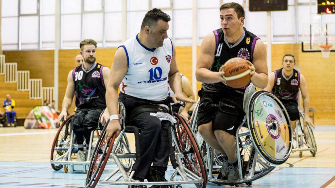EuroLeague 3 Vorrunde in Nottwil ©2018 Steffie Wunderl