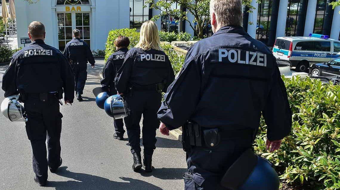 In der Kriminalstatistik liegt Wiesbaden ganz weit vorne: als scihere Stadt. Das Gefühl ist ein anderes. ©2017 Volker Watschounek